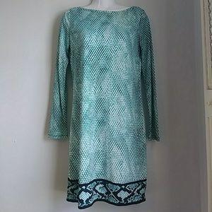 Michael Kors snake print tunic